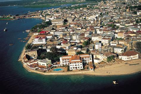 and stone city zanzibar island