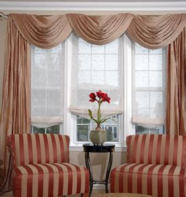 how to drape a bay window swag and jabot style curtains swag and jabot curtains