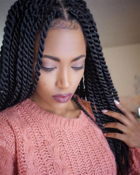 sengelesse braids 55 dazzling senegalese twist styles best for natural hair