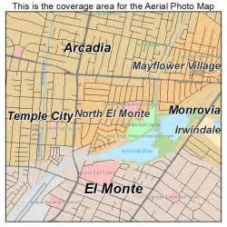 map of el monte california aerial photography map of el monte ca california
