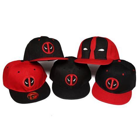 fashion deadpool hip hop snapback hat snapbacks summer hat baseball caps for hats