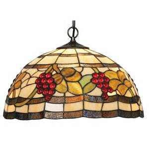Tiffany Chandeliers For Sale Oaks Lighting Grapes Tiffany Style Ceiling Pendant Oaks