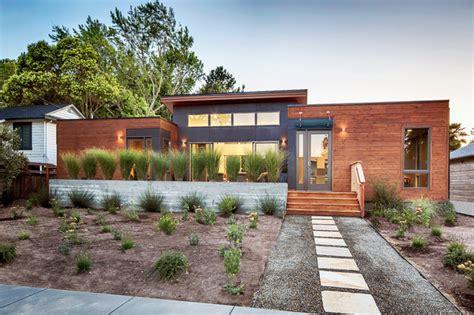 california contemporary homes sonoma california breezehouse contemporary landscape