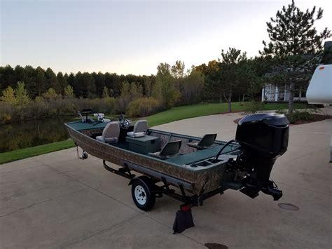 bullet proof boats mike watson 19 lowe roughneck river jet boat michigan sportsman