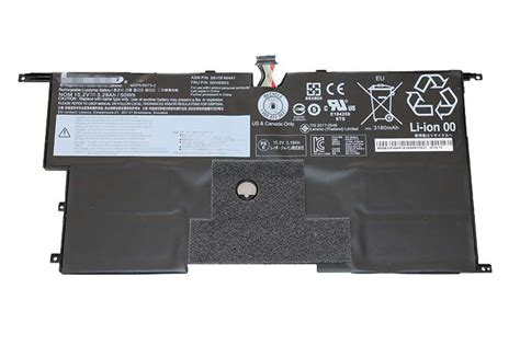 Original Baterai Lenovo 45n1702 45n1703 45n1700 45n1701 45n1701 genuine lenovo 00hw003 sb10f46441 thinkpad x1 carbon gen3