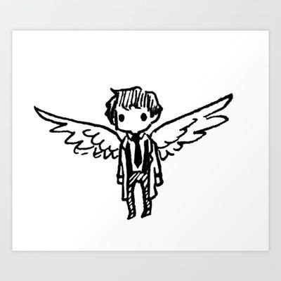 castiel tattoo coats awesome tattoos and trench on
