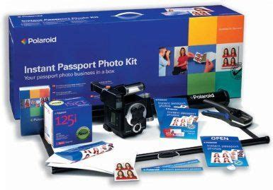 polaroid instant passport photo kit includes m403r: amazon