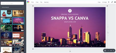 layout canva comparison between canva snappa best online graphic