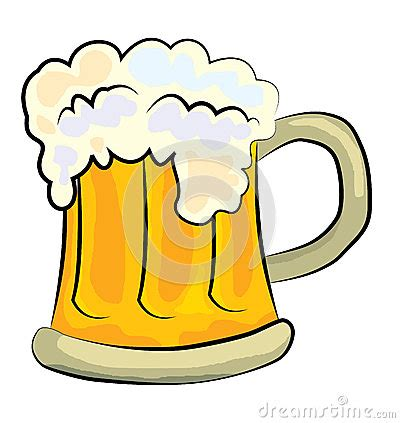 cartoon beer no background beer cartoon stock illustration image 44059231