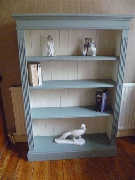 25 best ideas about painted bookcases on