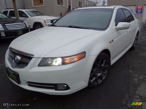 2007 acura tl colors 2007 white pearl acura tl 3 5 type s 118176413