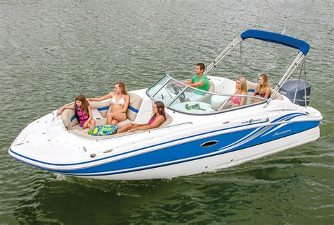 used boat loan rates usaa new 2016 hurricane sundeck 2200 dc ob power boats outboard