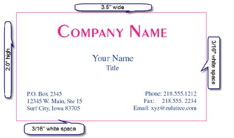 calling card size template business card size dafafad