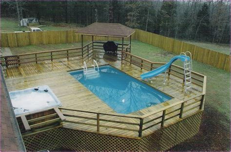 above ground pool ideas backyard unique above ground pool ideas home design ideas