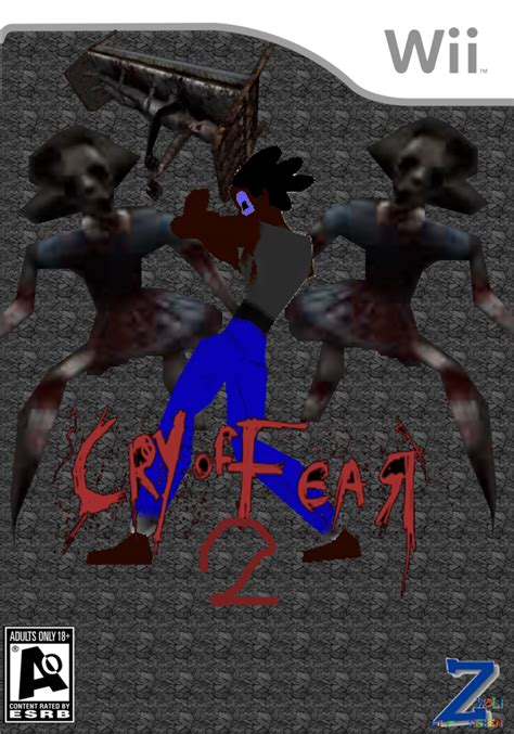 cry of fear console image cry of fear 2 boxart png fantendo the
