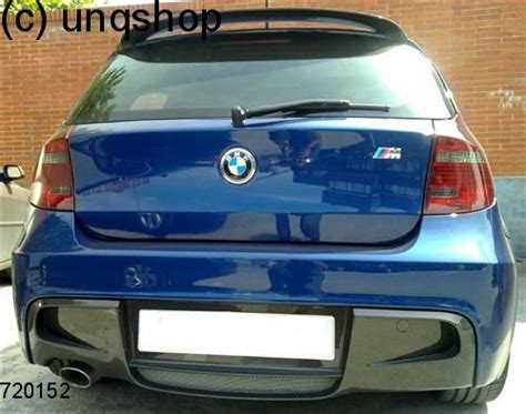 Bmw 1er E87 Diffusor by Rear Diffuser Bmw 1 Series E81 82 87 88 Only For