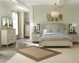 Ashley Bedroom Set Demarlos Upholstered Panel Bedroom Set B693 By Ashley