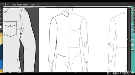 design clothes adobe illustrator adobe illustrator for fashion cad i introduction to