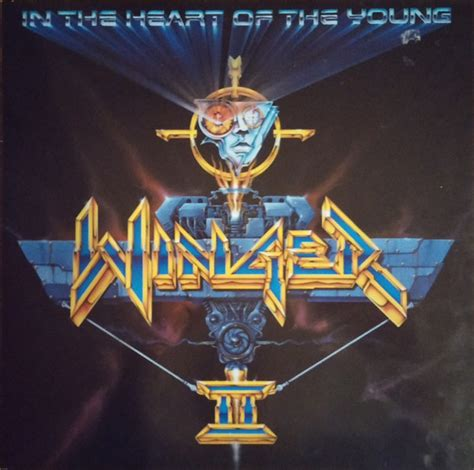 Cd Winger In The winger in the of the vinyl lp album at discogs
