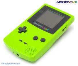 green gameboy color gameboy color console neongreen green kiwi lime
