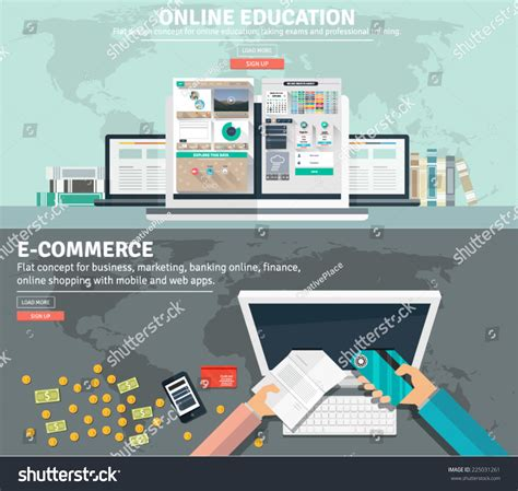 design concept training flat design concepts for business education training and