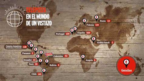 primera cadena de comida rapida en chile telepizza primera cadena de comida r 225 pida europea que