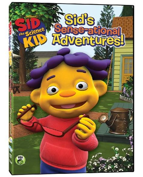 Backyard Science Tv Show by Sid The Science Kid Sense Ational Adventures
