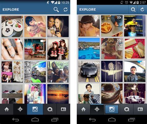 layout instagram telecharger flat instagram l application au go 251 t du jour weblife