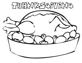 turkey to color free printable thanksgiving coloring pages for