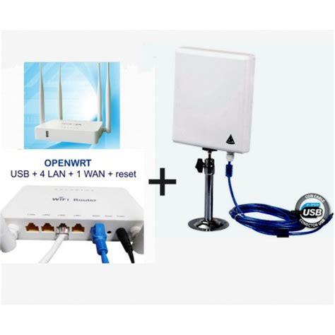 Antena Wifi Router router repetidor de wifi c 243 mo a 241 adir un router open wrt a una antena wifi con cable usb