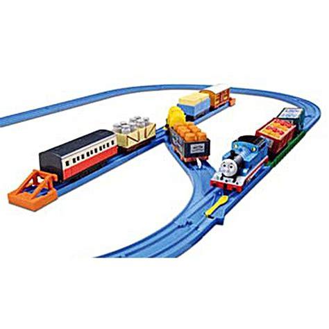 Plarail Track Rail R 22 Y Shaped Point new tomy plarail and 8 cargo rails set