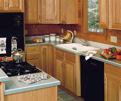 natural hickory kitchen cabinets natural hickory kitchen cabinets homecrest cabinetry