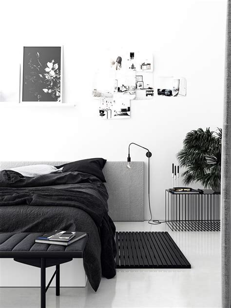 white and black bedroom 17 best ideas about bedroom designs on