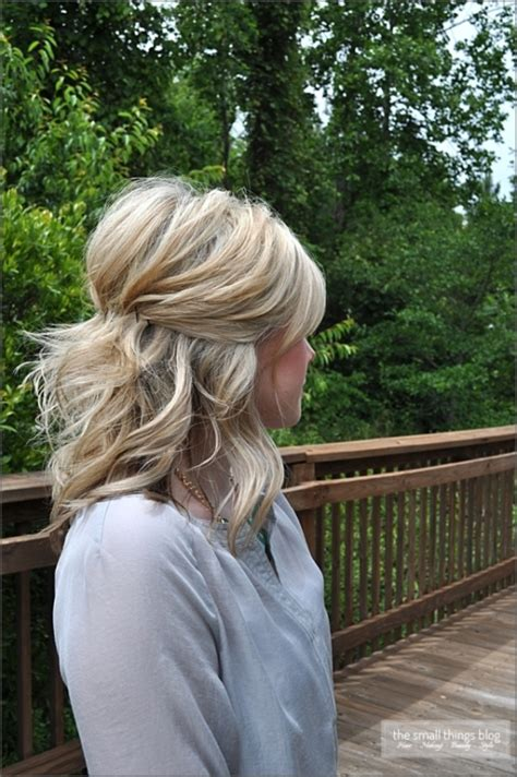Wedding Hairstyles Half Updos Pictures by Picture Of Pretty Half Updo Wedding Hairstyles
