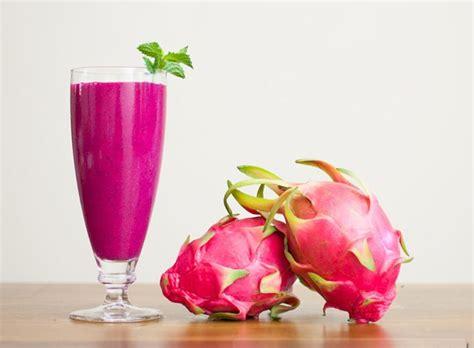 cara membuat es jus buah naga resep jus buah naga enak dan bergizi resep harian