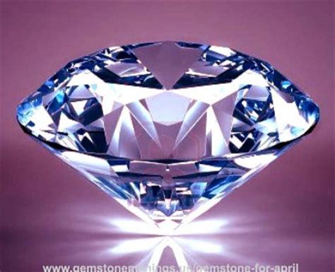 birthstone color for april birthstone for april gemstone meanings