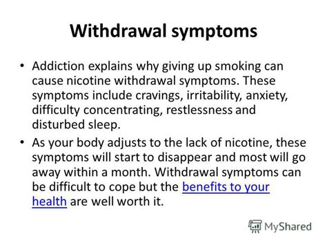Nicotine Detox by Can Nicotine Withdrawal Cause Anxiety