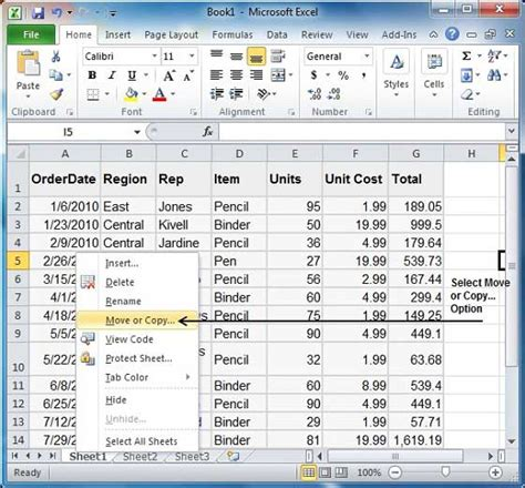 excel tutorial point pdf copy worksheet in excel 2010