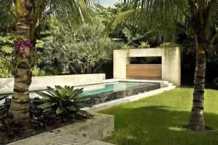 Landscape Design For Backyard Tropical Garden And Landscape Design Modern Design By
