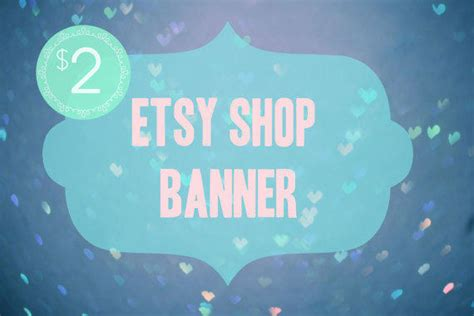 Interesting Things About Etsy Shop Frieda by Etsy Shop Banner Etsy Shop Banner From Artisanclassic