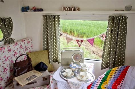 vintage caravan dreams adorable home