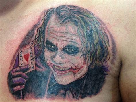 tattoo joker chest joker tattoo ideas and joker tattoo designs page 6