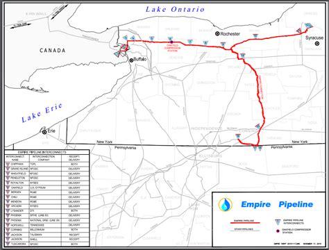 gas transmission map ferc investigates 3 northeast pipelines for overcharging
