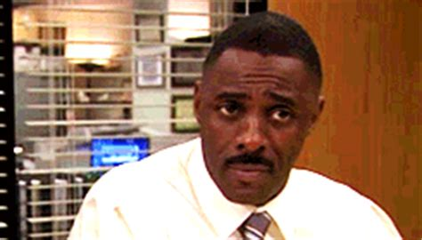 Idris Elba The Office by The Office Idris Elba Charles Miner To Gifs Idris Ain T