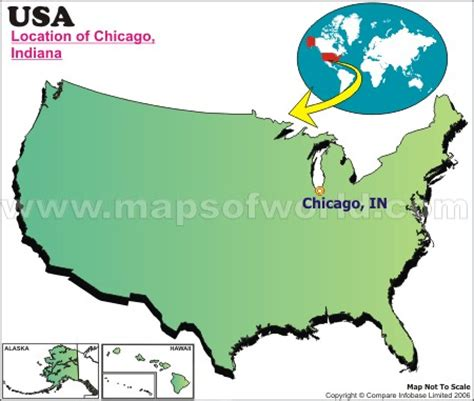 where is chicago , indiana