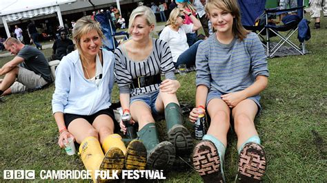 Is It Really Still Raining Wellies For Weather by Radio 2 Cambridge Folk Festival 2009 The Best