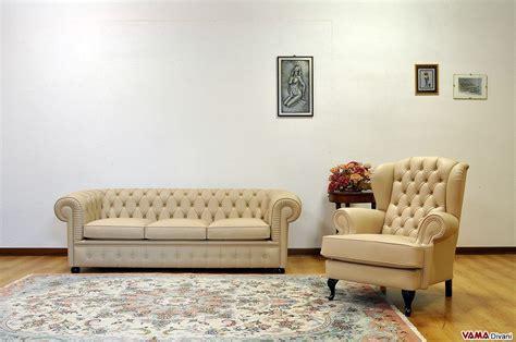 divano e poltrona divano chesterfield 3 posti prezzo e dimensioni