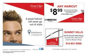 haircut coupons jefferson city missouri printable coupons moneymailer com