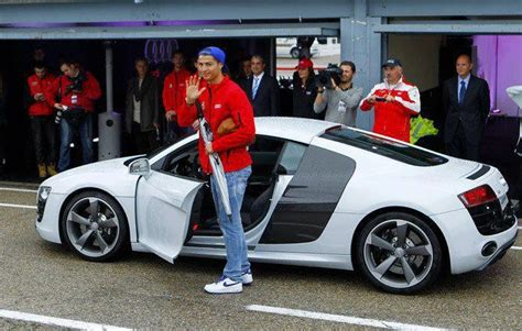 Cr7 Auto by The Cars Of Cristiano Ronaldo Luxxory