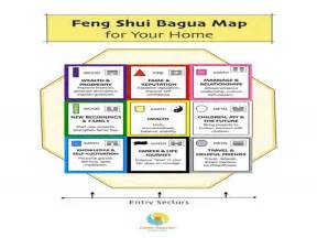 feng shui color chart feng shui bedroom map